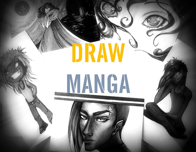 How To: Draw Your Own Manga Character