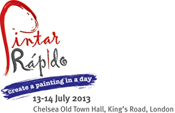 Past Event: Invites you to Pintar Rápido, a one-day Painting Festival and Exhibition