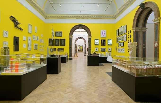 Win a luxury London break with a private tour of the RA Summer Exhibition