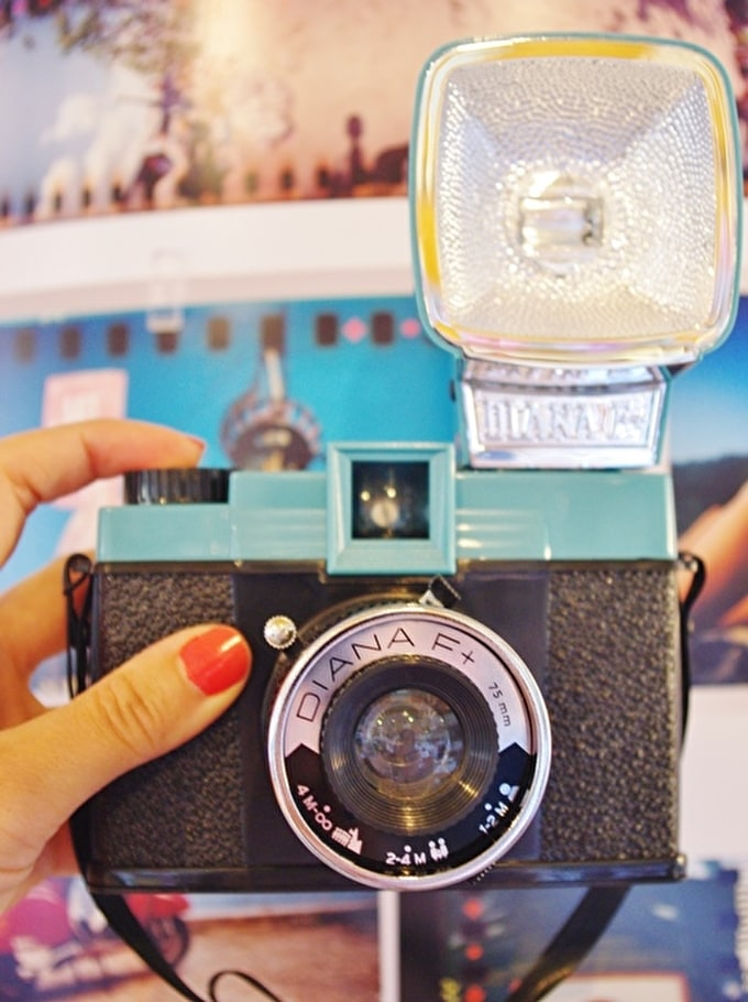 Past Event: Don't think just shoot? Lomography workshop with Mia Hodgson