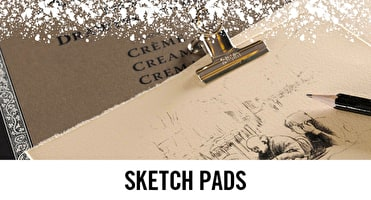 Sketch pads and sketchbooks to compliment every doodler at Cass Art.