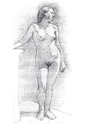 LIFE DRAWING WITH GARETH REID