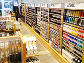 Art Shop art store glasgow | art materials & craft supplies in scotland