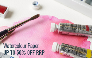 Professional Watercolour Paper at Cass Art