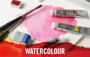 In the Cass Art Watercolour Sale you'll find the best watercolour painting materials at the best prices.