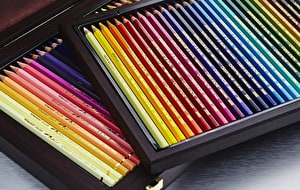 Cass Art stocks luxury art materials which make for the perfect gifts.