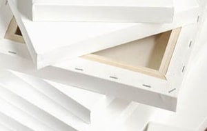 To start painting you first need a plain canvas, we have painting canvases online from the top brands such as Winsor & Newton and Loxely.