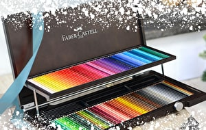 Luxury Christmas gifts for the artist in your life can be found at Cass Art online and in stores UK wide
