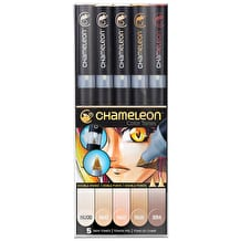 Chameleon Colour Tones Pens Set of 5