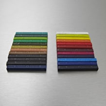 Derwent Inktense Block Tin Set of 24 Assorted Colours
