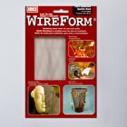 Wireform 50005E Sparkle Mesh Aluminium Folded Sheet