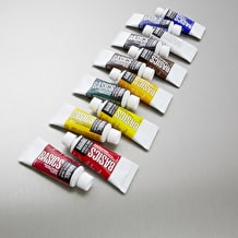 Liquitex Basics Set of 12 22ml Assorted Colours