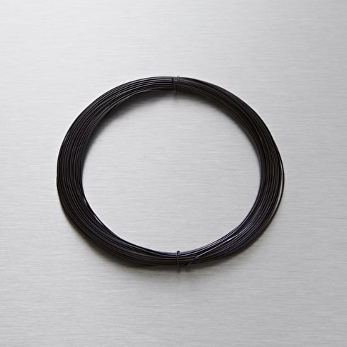 Seawhite Jewellery Wire 0.7mm x 15m Black | Craft Wire | Cass Art