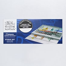 Winsor & Newton Cotman Set of 36 Half Pan (Including 2 Artist's quality)