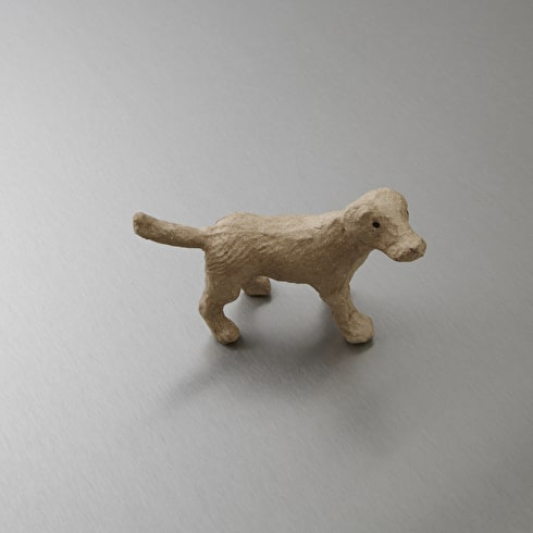 Decopatch Very Small Papier Mache Animal Dog