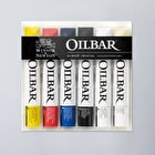 Winsor & Newton Oilbar Set of 6 50ml Assorted Colours