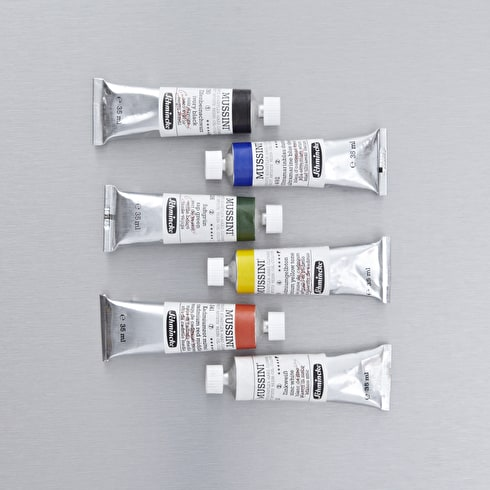Schmincke Mussini Oil Colour 35ml | Artist Oil Paints | Cass Art