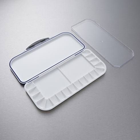 Mijello Folding Plastic Paint Palette