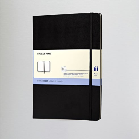 Moleskine Sketchbook