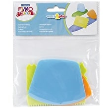 Fimo Kids Work and Play Cutting Tools Set