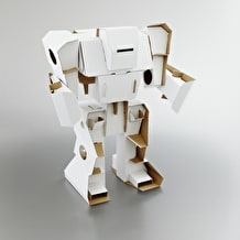 Calafant Cardboard Robot Making Kit