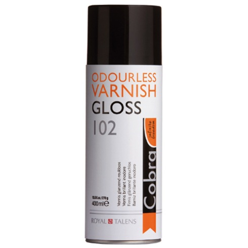 Cobra Odourless Picture Varnish