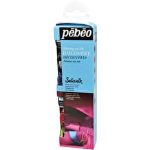 Pebeo Setasilk Silk Paint Discovery Set of 6 20ml