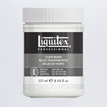Liquitex Texture Gel Medium 237ml Glass Beads