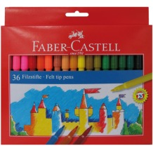 Faber-Castell Fibre Pens Set of 36