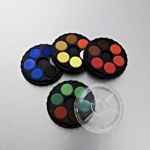 Koh-i-noor Watercolour Pan Set Assorted Colours