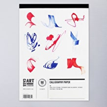 Cass Art Calligraphy Pad 90gsm 30 sheets A4