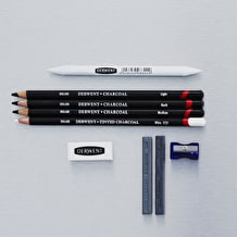 Derwent Charcoal Pencil Set