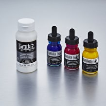 Liquitex Professional Ink Pouring Technique Primary Colours Set of 4