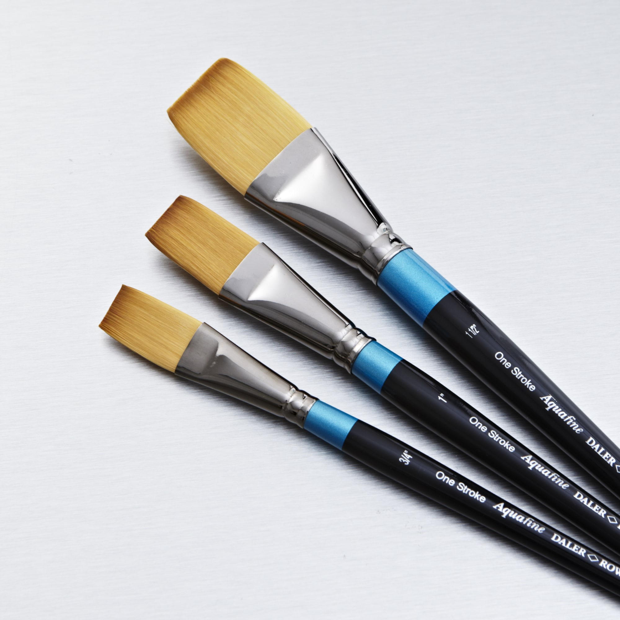 Synthetic Brush In Oil Based Paint