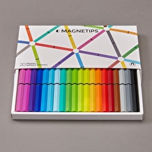 Magnetips Fineliner Pens Set of 20