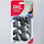 Das Metal Moulds Set of 12
