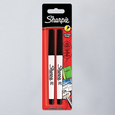 Sharpie Ultrafine Permanent Marker Set of 2