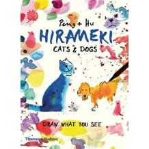 Hirameki Cats & Dogs Draw What You See by Peng and Hu