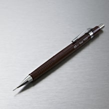 Pentel P203 Brown Automatic Pencil Brown 0.3mm