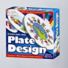 4M Create Your Own Plate Design Markers