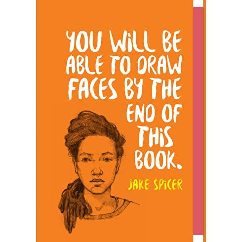 Portrait Drawing Workshop with Jake Spicer at Cass Art Manchester, Sunday 30th September 4-6pm