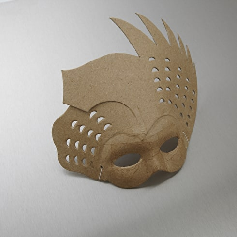 Decopatch Papier Mache Bird Mask 25 x 8 x 25cm