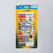 Crayola Pipsqueaks Mini Markers Set of 14
