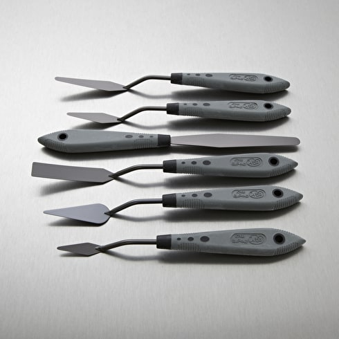 RGM Pro-Grip Palette Knife Set of 6