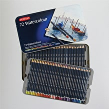 Derwent Watercolour Pencil Tin Set of 72
