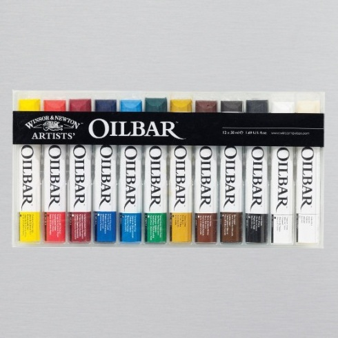 Winsor & Newton Oilbar Set of 12 50ml