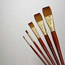 Pro Arte Prolene Plus Synthetic Brush Flat Series 008