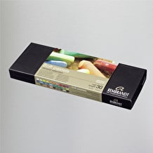 Rembrandt Half Soft Pastels Set of 30