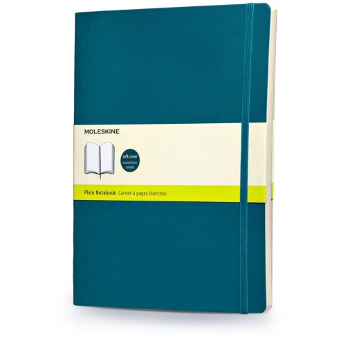 Moleskine Coloured Ruled Soft Notebook