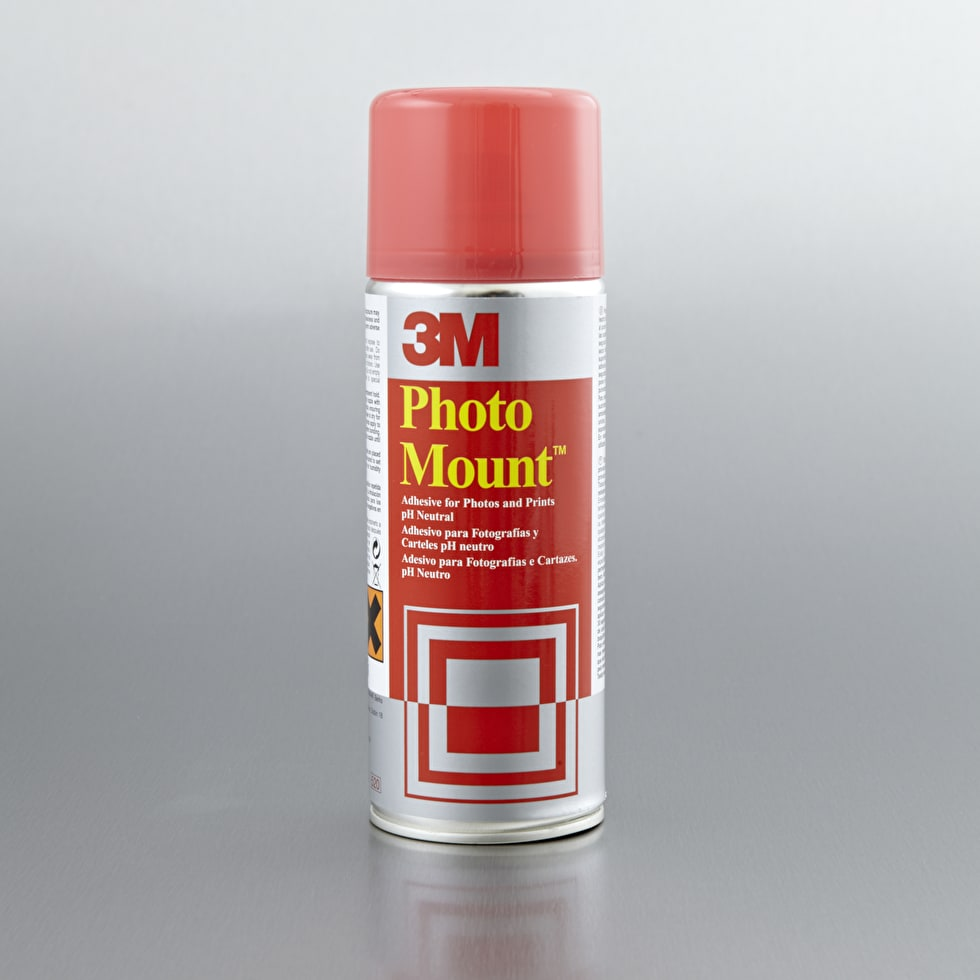 3m Photo Mount Spray Adhesive Cass Art